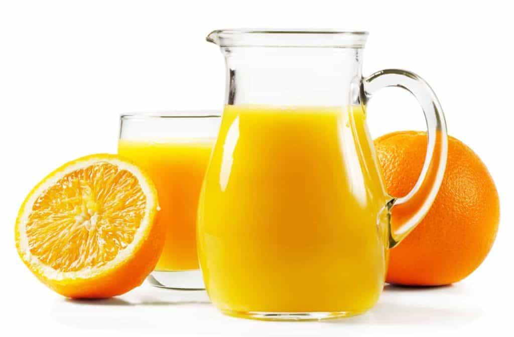 Can You Freeze Orange Juice
