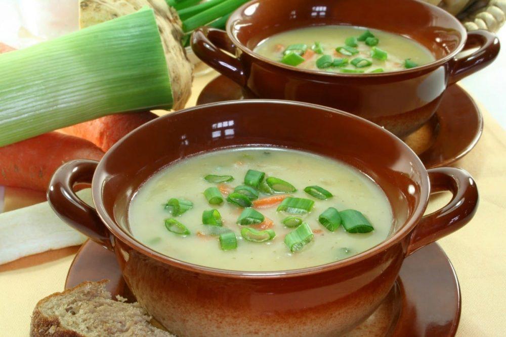 Can you freeze potato soup?